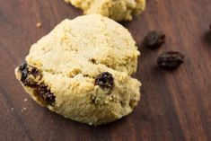 Paleo Irish Scones