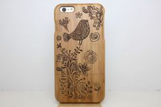 100% natural green bamboo shell suitable for iphone 6 6plus