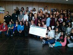 Thank you @CompTIA for generous donation to womens hackathon #CSUSM  #womenlead  visit: www.sandiegohackathon.org