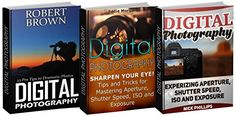 FREE TODAY        Digital Photography Box Set: 23 Expert Tips for Dramatic Photos With Awesome Tips & Tricks To Master Aperture, Shutter Speed, ISO and Exposure (Digital ... for Begginers, Digital Photography Books) by Robert Brown http://www.amazon.com/dp/B00WAI9SR6/ref=cm_sw_r_pi_dp_-YrMvb0ENVFNA