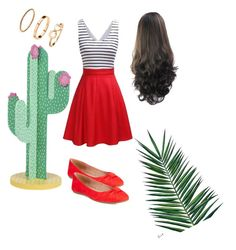 """""""Untitled #5"""" by elinaelina-1 ❤ liked on Polyvore featuring Nika, Style & Co. and H&M"""