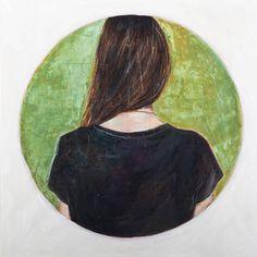 Original People Painting by Evalie Wagner Figure Painting, Figure Drawing, Drawing Reference, Canvas Artwork, Oil On Canvas, Modern Portraits, Saatchi Gallery, Art Poses, Realism Art