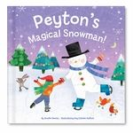My Magical Snowman is a heart-warming new personalized storybook that will make your child feel extra special this holiday