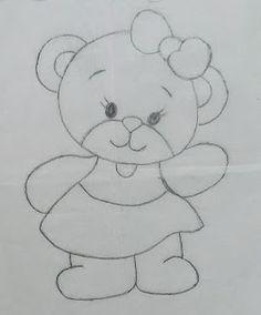 Risultati immagini per riscos patch aplique Art Drawings For Kids, Art Drawings Sketches Simple, Pencil Art Drawings, Disney Drawings, Easy Drawings, Drawing Ideas, Felt Patterns, Applique Patterns, Applique Designs