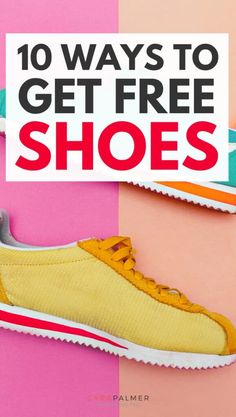 Can you get free shoes online? You can get a brand new pair of shoes without spending a penny. Free Samples By Mail, Free Stuff By Mail, Get Free Stuff, Nike Gift Card, Nike Gifts, Gift Cards, Become A Product Tester, Freebies By Mail, Popular Shoes