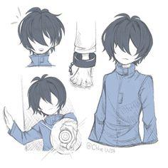 Runaway Kids, Anime Vs Cartoon, Little Nightmares Fanart, Gorillaz, Kawaii Drawings, Drawing Poses, Creature Design, Drawing Techniques, Figure Drawing