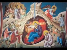 Christ is Born - Χριστός Γεννάται - Xristos Genate - All Odes - 1st Tone - YouTube