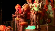 Spain Sitges Carnival 2015
