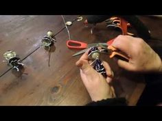 ciondolo bambolina con le cialde nespresso - YouTube