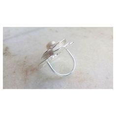 360 Anel camélia [Compras via direct] #copella #anel #prata