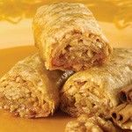 Organic Maple Walnut #Baklava Fillo Pastry #Dessert (5 oz.) - Chopped #walnuts mixed with cinnamon and vanilla, rolled up in #Fillo dough and baked to perfection, drenched in maple syrup. Frozen, thaw and serve.  #Healthy: USDA #Organic, #Vegan, #Kosher OU-Parve, Yeast-Free, No Trans-Fat, No Cholesterol. See nutrition or shop online at http://www.fillofactory.com/desserts.html.
