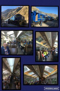 El tren de los sueños, Perú Rail!!!  Mayo 2016