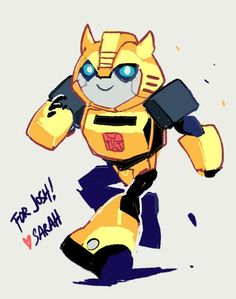 Cute 'Bee<<<< I love it that the person who drew this has my name.