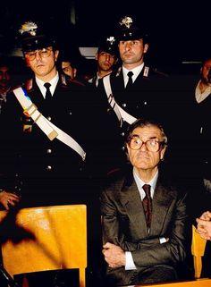 Ex-ministro Calogero Mannino era acusado de fazer pressão na polícia durante os anos em que estava no cargo; Juíza absolveu político (foto: ANSA)
