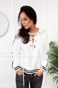 Bluza Chloe Black&White