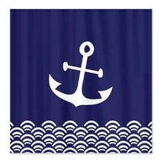 nautical shower curtains | Nautical Shower Curtains Custom Themed Nautical Bath Curtains