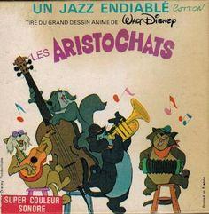 Film Super 8 couleur sonore DISNEY Les Aristochats - vintage années 70 / Super 8 mm color & sound DISNEY film The Aristocats - French 70s vintage