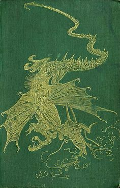 Lang ~ Green Fairy Book; Lang, Andrew, 1844-1912; Ford, H. J. (Henry Justice), 1860-1941, ill
