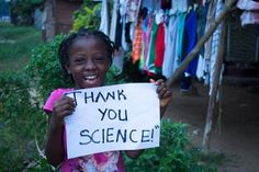 News of #Ebola vaccine reaches a rural village in Liberia. Local photographer Alphanso Appleton says #thankyouscience