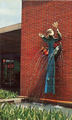 Fountain of Noah Northland Mall Detroit MI