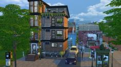 Dinha Gamer: Students Apartment • Sims 4 Downloads