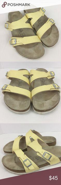 save off c7f60 f69ab Birkis Birkenstock Womens 10 2 Strap Sandal