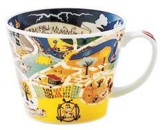 YAMAKA Moomin Mug Cup for Soup Cafe au Lait Tea 400ml MM322-36 Made in Japan New   Home, Furniture & DIY, Cookware, Dining & Bar, Tableware, Serving & Linen   eBay!