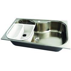 Acri-tec - Stainless Steel Large Bowl Kitchen Sink - 250807 - Home Depot Canada