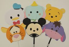 adorable crafts fans you can make with paper punches
