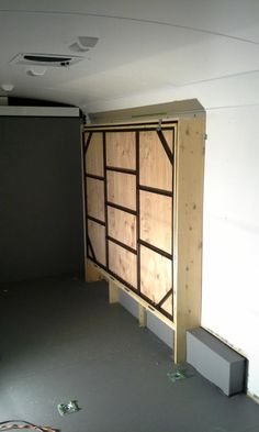 Image Result For Cargo Trailer Murphy Bed Toy Hauler