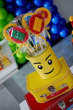 IMAGINE: FESTA LEGO PARA O PEDRO
