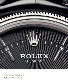 Rolex Cellini Date. #RolexOfficial