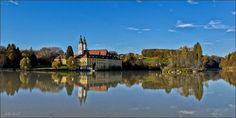 Kloster Vornbach am Inn Innsbruck, Salzburg, Bavaria, Austria, Mansions, House Styles, Home, Decor, Linz