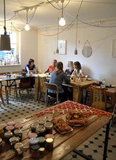 Food Swap Hamburg im Salon Wechsel Dich Grindelhof 62 20146 Hamburg