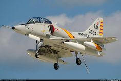 A4 Skyhawk Training . It's ironic that the USA military are still using these for training and the NZ Air Force got rid of ours ...