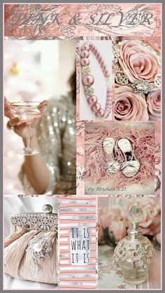 Colour Schemes, Color Trends, Mood Colors, Colours, Color Collage, Beautiful Collage, Color Palate, Everything Pink, Colour Board
