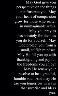 A gorgeous prayer ❤️