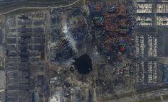 Devastation of Tianjin   jp.reuters.com