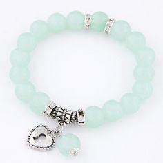 Pulsera de perlas de vidrio,  http://www.beads.us/es/producto/Pulsera-de-perlas-de-vidrio_p380096.html?Utm_rid=163955