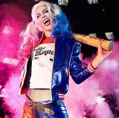gonflable Harley Quinn 70/cm escuadron Suicide Batte baseball