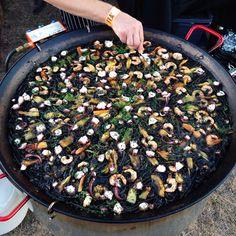 Feast Portland 2014 Recap | @JuliesKitchen #paella Julie Lee, Tapas Party, Paella, Your Favorite, Portland, Ethnic Recipes, Food, Instagram Posts, Essen