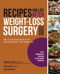 This book gives you the recipes and tools that will make eating healthfully after weight-loss surgery easier to accomplish and understand.