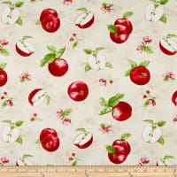 Henry Glass Apple Festival Tossed Apples Cream from Designed by Jane Shasky for Henry Glass this cotton print fabric is perfect for quilting apparel and home decor accents. Colors include cream red and green. Apple Background, Apple Festival, Pumpkin Pictures, Apple Prints, Camping Gifts, How To Squeeze Lemons, Cool Diy Projects, Creative Gifts, Wall Design