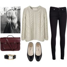 """""""Simplicity"""" by trenchcoatandcoffee on Polyvore"""