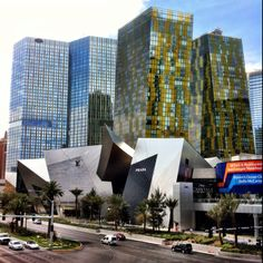 Citycenter Las Vegas....definitely want to spend more time there this trip