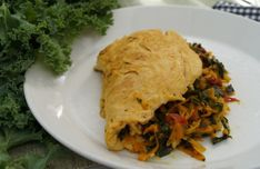 FODMAP-keittiöni: Kasvis-kookosmunakas