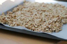 Granola Recipe @popc