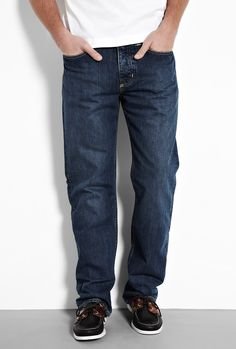Polo Ralph Lauren mid-wash Stanton straight leg jeans