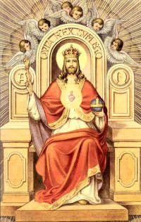 Liturgical Year : Solemnity of Christ the King : November 25, 2012 - Catholic…