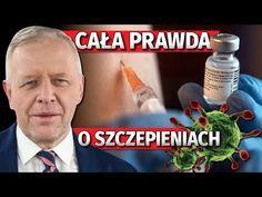 """Dr Sutkowski UJAWNIA PRAWDĘ o szczepionkach! """"Zaszczepieni mogą ZARAŻAĆ"""" - YouTube Soap, Personal Care, Bottle, Youtube, Self Care, Personal Hygiene, Flask, Bar Soap, Youtubers"""